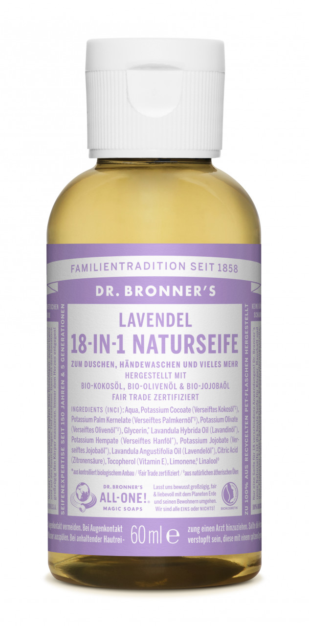 Liquid Soap Lavender Trave Size