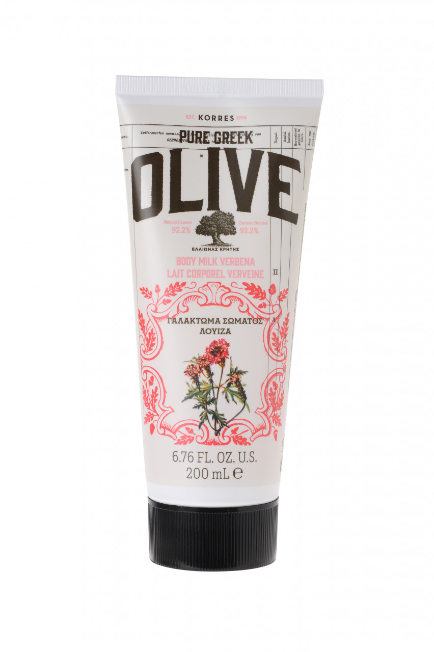 Olive & Verbena Body Milk