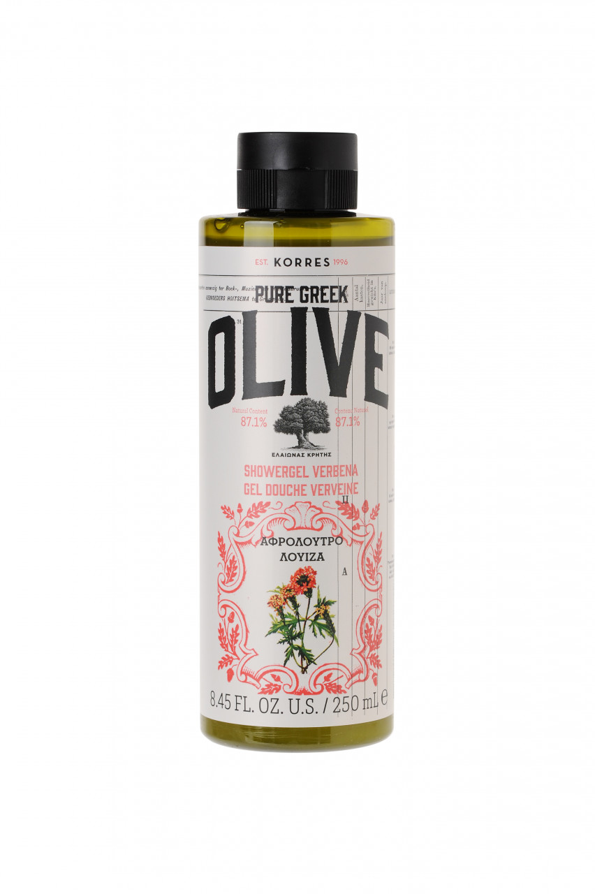 Olive & Verbena Shower Gel