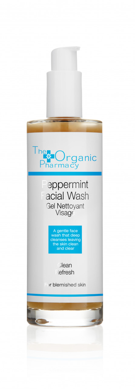 Peppermint Face Wash