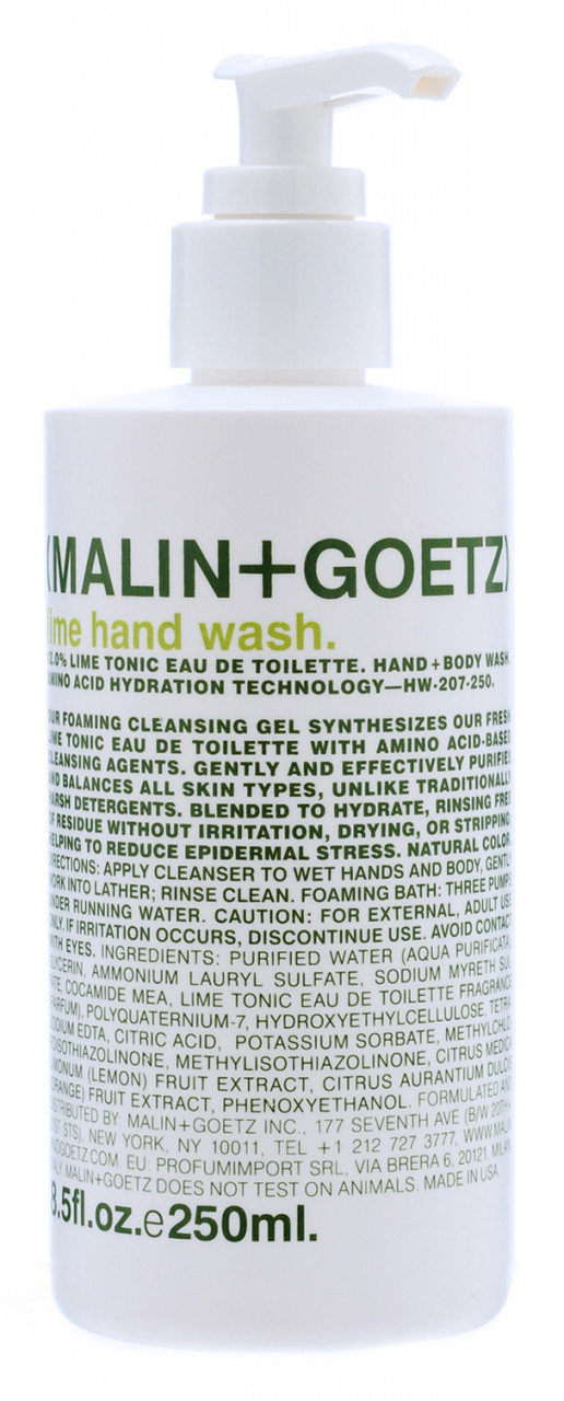 Lime Hand and Body Wash