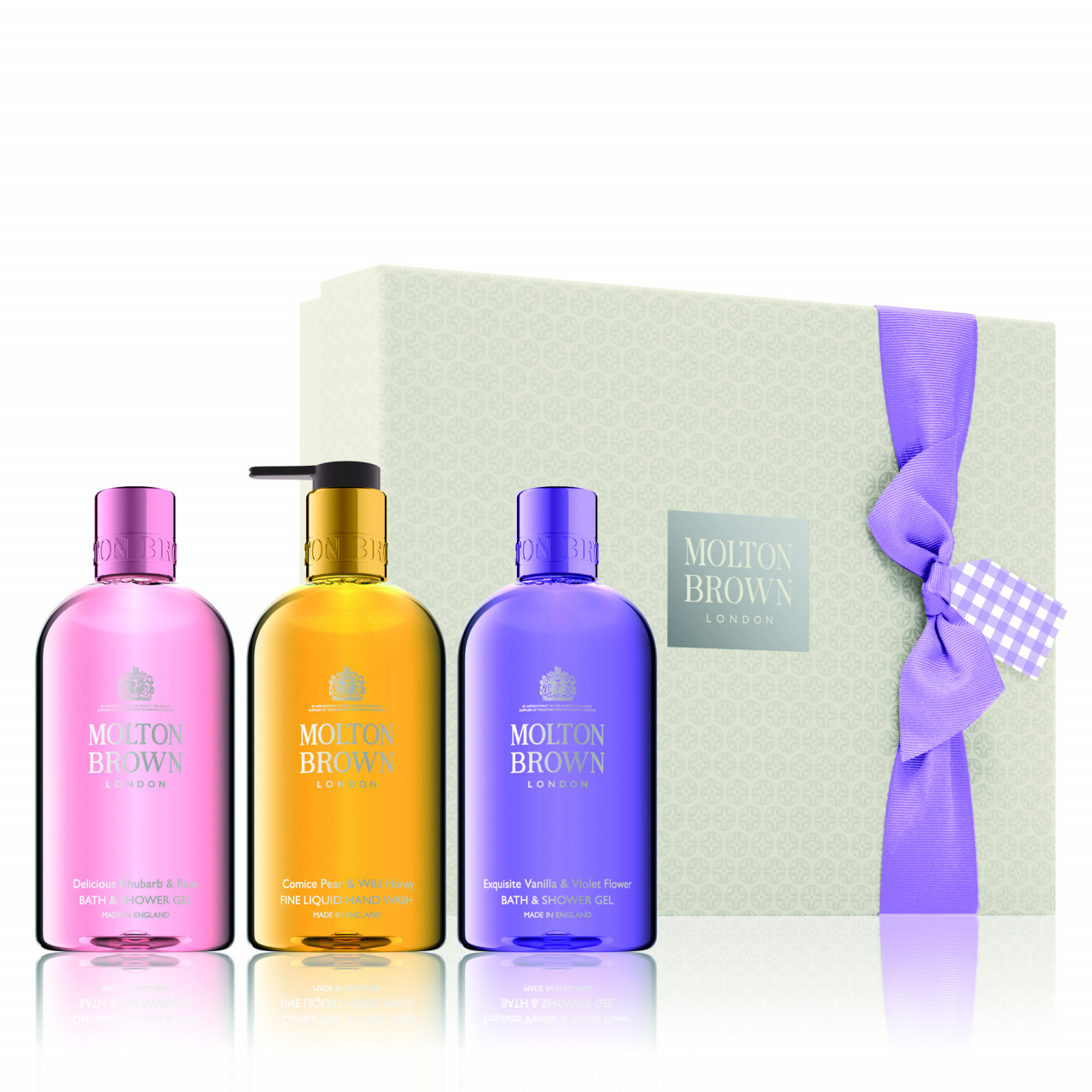 Ther Perfect Picnic Bathing & Hand Gift Trio