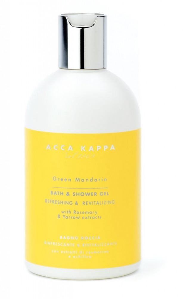 Green Mandarin Bath & Shower Gel
