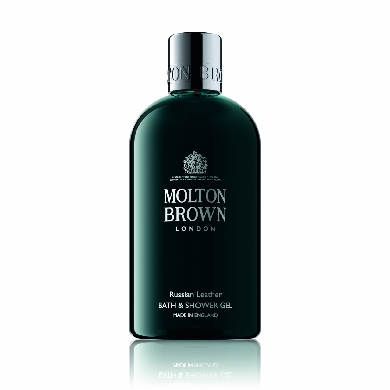 Russian Leather Russian Bath & Shower Gel