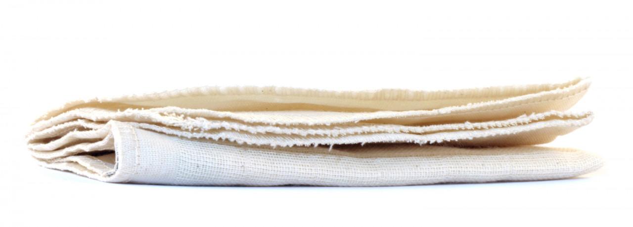 Reinigung Organic Muslin Cloth
