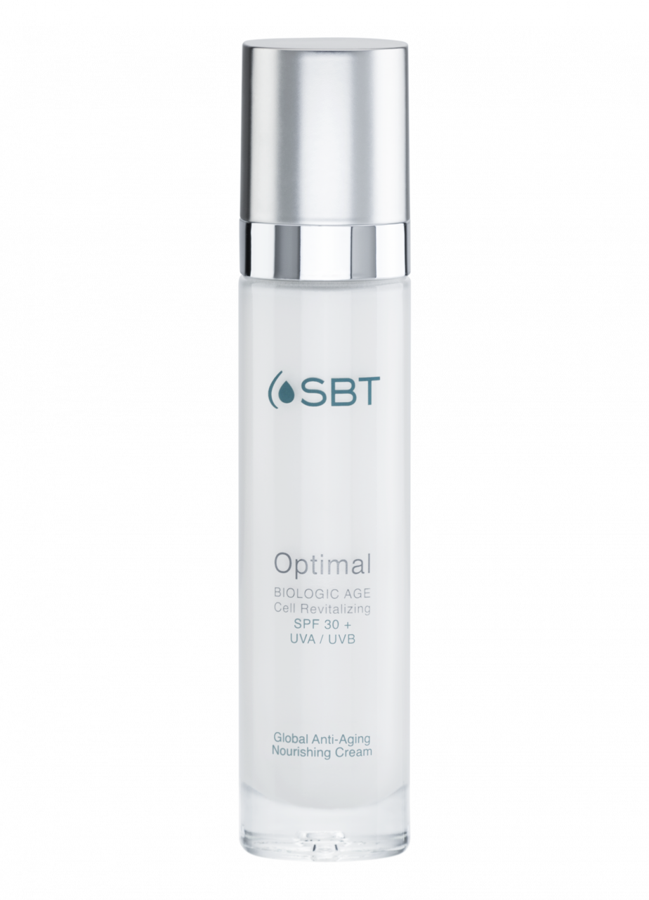 Optimal Global Anti Age Nutritiv Cream SPF 30+