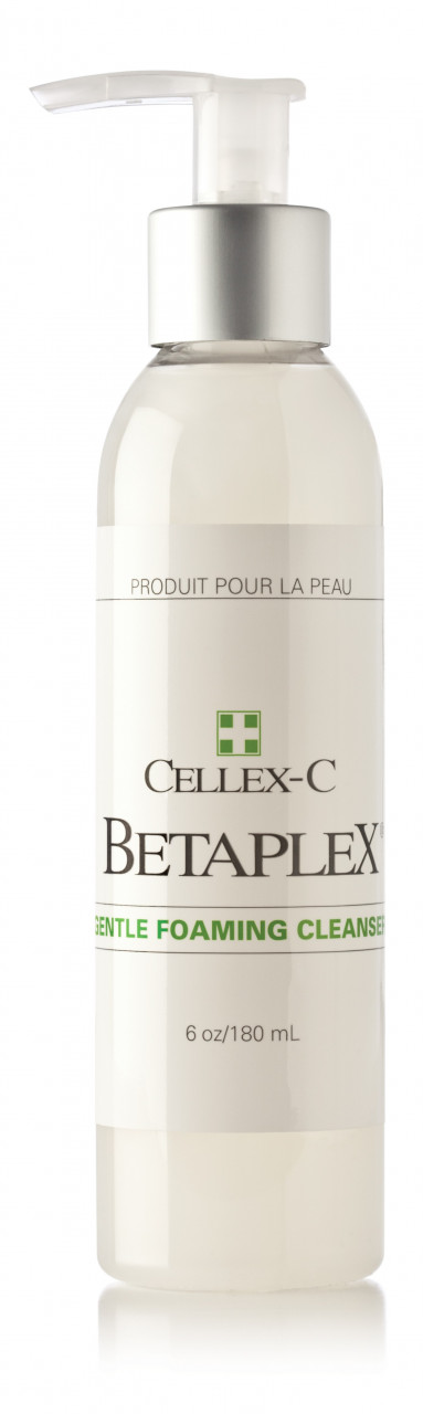 Betaplex Formulattions Betaplex Gentle Foaming Cleanser